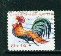IRELAND  -  2005 Greetings 48c Self Adhesive Used As Scan - 1949-... Republic Of Ireland