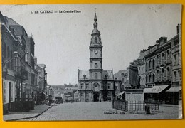 8742 - Le Cateau La Grande-Place - Le Cateau