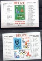 Hb-26/7 Belize - Belice (1973-...)