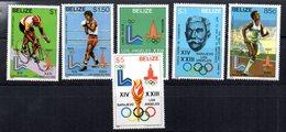 Serie Nº 527/32  Belize - Belice (1973-...)