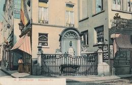 CPA - Belgique - Brussels - Bruxelles - Manneken-Pis - Monuments, édifices