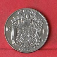 BELGIUM 10 FRANCS 1974 -    KM# 155,1 - (Nº29372) - 1951-1993: Baudouin I