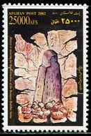 AFH451 Afghanistan 2002 Taliban Destroys World Heritage Bamiyan Buddha 1V MNH - Afghanistan