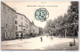 26 MONTELIMAR - Salle Verte, Avenue De La Gare - Montelimar