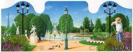 RC 11987 FRANCE BF N° 70 JARDINS DE FRANCE BLOC FEUILLET NEUF ** A LA FACIALE - Blocs & Feuillets