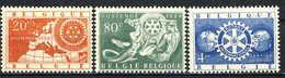 COB 952 à 954  **   (P2314) - Unused Stamps