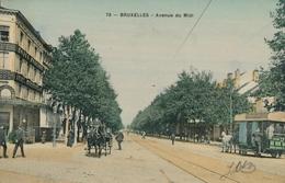 CPA - Belgique - Brussels - Bruxelles - Avenue Du Midi - Avenues, Boulevards