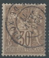 Lot N°49995  N°69, Oblit Cachet à Date De PARIS (Gare Du Nord) - 1876-1878 Sage (Type I)