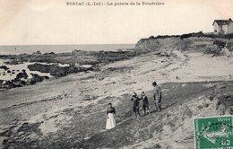3231 Cpa Piriac - La Pointe De La Poudrière - Piriac Sur Mer