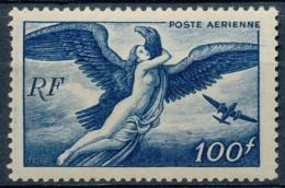 NB - [73752]TB//**/Mnh-c:9e-PA18, 100F Bleu Foncé. - Poste Aérienne