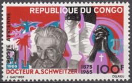 PA N° 45 Du Congo - X X - ( E 10 ) - Albert Schweitzer