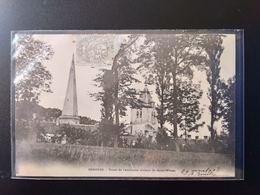 CPA (59) BERGUES. Tour De L'ancienne Abbaye De Saint-Winoc.    (G Bis 524) - Bergues