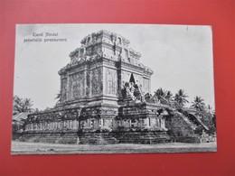 TJANDI MENDUT - Gedeeltelijk Gerestaureerd - Indonesia