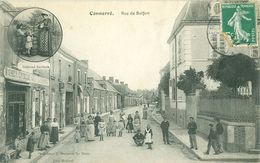 (72) CONNERE : Rue De Belfort (animée) - Connerre
