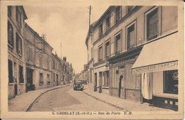 95 - GROSLAY - RUE DE PARIS - Groslay