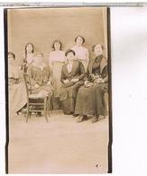 A IDENTIFIER FAMILLE FEMMES OU?  ID33 - Postcards