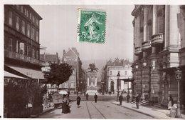 3249 Cpsm Clermont Ferrand - Le Boulevard Desaix, Le Théatre - Clermont Ferrand
