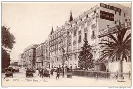 06. Nice. Hotel Royal - Cafés, Hotels, Restaurants