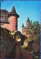 Collonges-La-Rouge - Tour Du Château De Vassignac . - Autres Communes