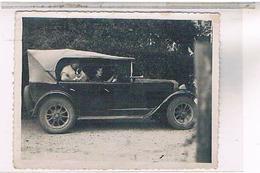 A IDENTIFIER FAMILLE ET TACOT  PHOTO 115X88  OU?  ID34 - Postcards