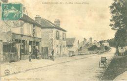 (91) MARCOUSSIS : Le Gué - Route D'Orsay (petite Animation) - Autres Communes