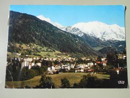 HAUTE SAVOIE SAINT GERVAIS LA STATION LES PENTES DU PRARION LA BIONNASSAY ET LES MIAGES - Saint-Gervais-les-Bains