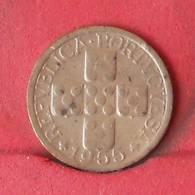PORTUGAL 10 CENTAVOS 1955 -    KM# 586 - (Nº29404) - Portugal