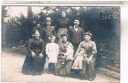 A IDENTIFIER CARTE PHOTO  Famille OU?  ID39 - Postcards