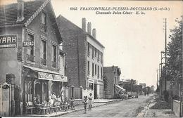 95 - FRANCONVILLE - PLESSIS - ROUCHARD - CHAUSSEE JULES CESAR - Franconville