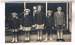 A IDENTIFIER CARTE PHOTO   Enfants OU?  ID41 - Postcards