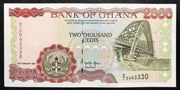 GHANA 2000 CEDIS 1996 Fds  LOTTO 706 - Ghana