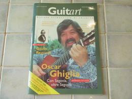 Guitart Rivista Di Chitarre 11-12- 1997 Oscar Ghiglia - Books, Magazines, Comics