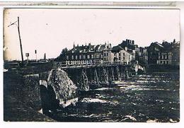 A IDENTIFIER CARTE PHOTO  Guerre Pont En Bois Provisoire OU?  ID27 - A Identifier
