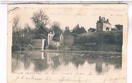A IDENTIFIER CARTE PHOTO  Moulin Postee De Clignancourt 1903 OU?  ID24 - Postcards