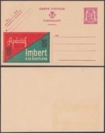 Publibel 615 - 50c - Thématique Apéritifs (DD) DC3631 - Entiers Postaux