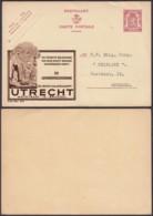 Publibel 804 - 65c - Thématique Assurances (DD) DC3662 - Stamped Stationery