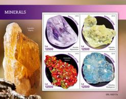 Sierra Leone 2019 Minerals  S201903 - Sierra Leone (1961-...)