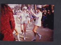 Photo Originale Vintage St Saint Dizier Majorettes Les Violettes Bragardes Majorette Danse - Pin-up