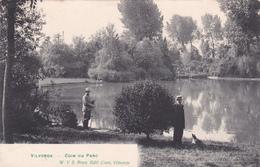 Vilvorde - Coin Du Parc - 1919 - Vilvoorde