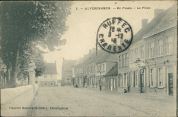 BELGIQUE ALVERINGEM / La Place / - Alveringem