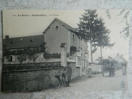 EN BERRY              ARPHEUILLES        LA MAIRIE - Argent-sur-Sauldre
