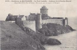 Matignon (22) - Environs - Le Fort Lalatte - France