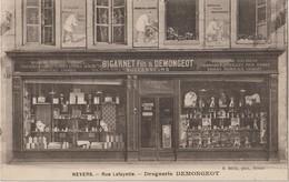 NEVERS - Rue Lafayette - Droguerie Bigarnet Fils & Demongeot Successeurs. - Nevers