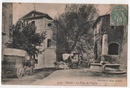 CPA 13 VITROLLES Faute 1 L Livraison De L'Epicerie Attelage Diligence Rambaud Salon De Provence Allumettes Fontaine - Other Municipalities