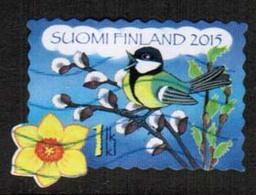 2015 Finland, Bird Used. - Finland