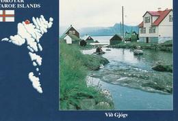 Foroyar Faroe Islands Vio Gjogv - Faroe Islands