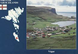 Foroyar Faroe Islands Vagur - Faroe Islands