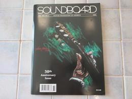 Revue Guitare Soundboard Guitar Fondation Of America N° 1 - 2004 - Art