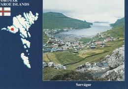 Foroyar Faroe Islands Sorvagur - Faroe Islands