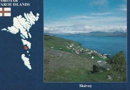 Foroyar Faroe Islands Skuvoy - Faroe Islands